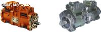 Zawory do koparek Kayaba KVML-270, KVS-600, KVMT-200