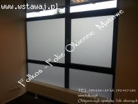 Kazdy ma coś do ukrycia - Folkos Folie matowe na okna....