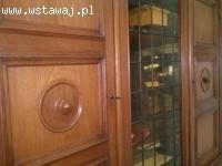 drewno pełne kredens  komoda  cena 1000 zł warszawa