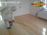 Renowacja deski podłogowej (cyklinowanie) drew-dar