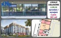 Lublin, obiekt biurowo usługowy do wynajęcia