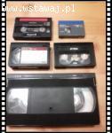 Uwaga. Przegrywanie kaset video VHS i innych na płyty DVD