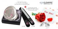 Zestawy kosmetyczne z kryształami Swarovskiego Walentynki