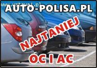 Ubezpieczenia samochodowe OC i AC NAJTANIEJ – kalkulator OC/