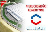 Biuro nieruchomości CITIHAUS oferuje pomoc