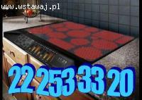 Podłączenie płyty indukcyjnej Elektryk-Ursus-22 25 333 20
