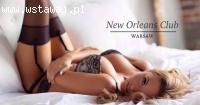 Warszawas bästa nattklubb - New Orleans Club