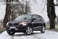 Samochód do ślubu, auto do ślubu SUV Skoda Kodiaq