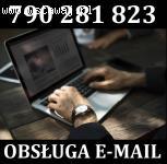 emailowe Biuro Obsługi Klienta opieka nad sklepem prowizja c