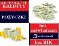 Idealny kredyt dla Ciebie nawet do 100 000zł. Bez BIK i KRD