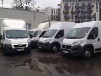Wynajem Wypożyczalnia aut dostawczych Warszawa