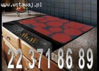 Podłączenie płyty indukcyjnej -Praga-Poł. 22 371 86 89