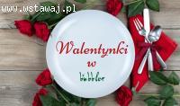 Walentynki w Bubbles – Warszawa