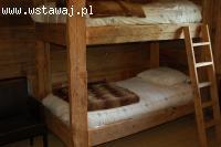 Meble ze starego drewna na wymiar