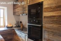 Fronty kuchenne ze starego drewna