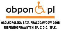 Pracownik Produkcji z orzeczeniem o niepełnosprawności