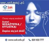Kształcimy WIZAŻYSTKI/ STYLISTKI