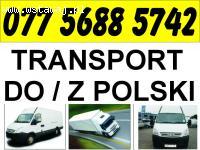 Przeprowadzki Anglia – Polska – Anglia oraz cała Europa