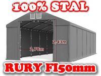 6x12m NAMIOT przemysłowy magazynowy hala namiotowa całoroczn