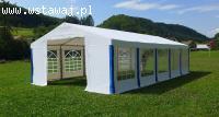 5x10m Namiot OGRODOWY wzmocniony PAWILON handlowy HARCERSKI