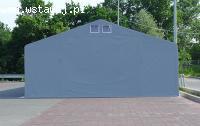 6x10m Namiot HANDLOWY magazynowy PRZEMYSŁOWY całoroczny fi50