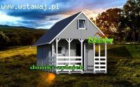 Domek ogrodowy, domki letniskowe, altana , 24m piętro