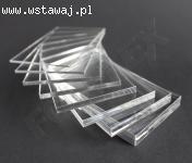 PLEXI/PLEKSI/PLEKSA/PLEXA-Bezbarwna-5mm-Na Wymiar!