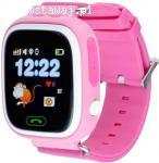 Smartwatch dla dziecka - lokalizator GPS telefon zegarek 3 k