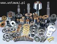 Regeneracja pomp i silników hydraulicznych LINDE HPR, BMV, B