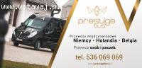 Codziennie PrestigeBUS Polska - Niemcy - Holandia - Belgia