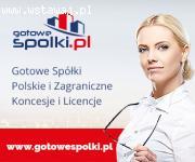 Gotowe Spółki czeskie,łotewskie, słowackie, włoskie