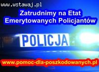 ETAT dla byłych Policjantów, pracowników CBŚ, ABW, SG