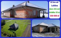 Moszna, dom wolnostojący na sprzedaż