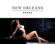 Junggesellenabschied im New Orleans Club
