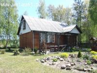 Dom rekreacyjny z bali - ostoja spokoju i ciszy