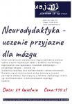 Neurodydaktyka – uczenie przyjazne dla mózgu