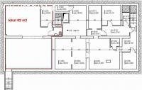 Lokal handlowo-usługowy przyziemie 92 m2  wymaję