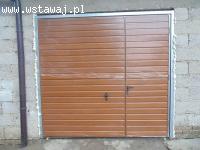 Brama garażowa Bramy do Muru Producent Bram