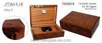 Humidor pudełko na cygara przechowywanie cygar Elenpipe