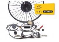 Zestaw do konwersji, napędy elektryczne S-1000,S-2000,S-3000