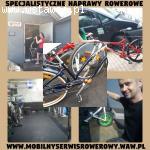Naprawiamy każdy model Roweru , także rowery trójkołowe