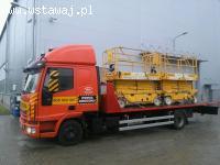 Transport Maszyn Budowlanych Laweta 16 Ton Poznan