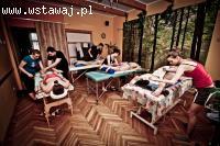 Kursy masażu w Krakowie