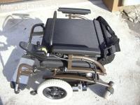 Nowy wózek elektryczny inwalidzki sup stan za pół ceny ! moż