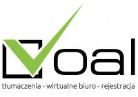 Wirtualne biuro.Tłumaczenia. Rejestracja.