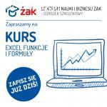 Kurs Excel Funkcje i Formuły