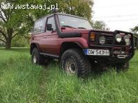Toyota Land Cruiser HZJ73 1999r poj.4.2 GODNE UWAGI