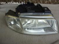 Reflektor lampa prawa przód Audi A6 C5 lift kompletna wysyłk