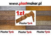 Deska elewacyjna elastyczna w rolce PlasterTynk