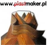 Elastyczna Deska Elewacyjna ( imitacja drewna )
